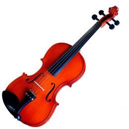 Violino Tradicional 4/4 VNM40 Verniz Translucido Avermelhado - Michael