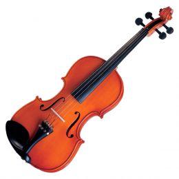 Violino Tradicional Infantil 1/2 VNM11 Verniz Translucido Avermelhado - Michael