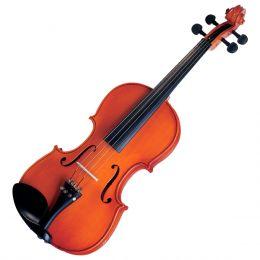 Violino Tradicional Infantil 1/4 VNM10 Verniz Translucido Avermelhado - Michael