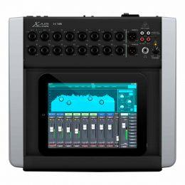 Mesa de Som 18 Canais (16 XLR Balanceados + RCA) c/ USB / MIDI / Efeito / Phantom / 6 Auxiliares - X AIR X18 Behringer