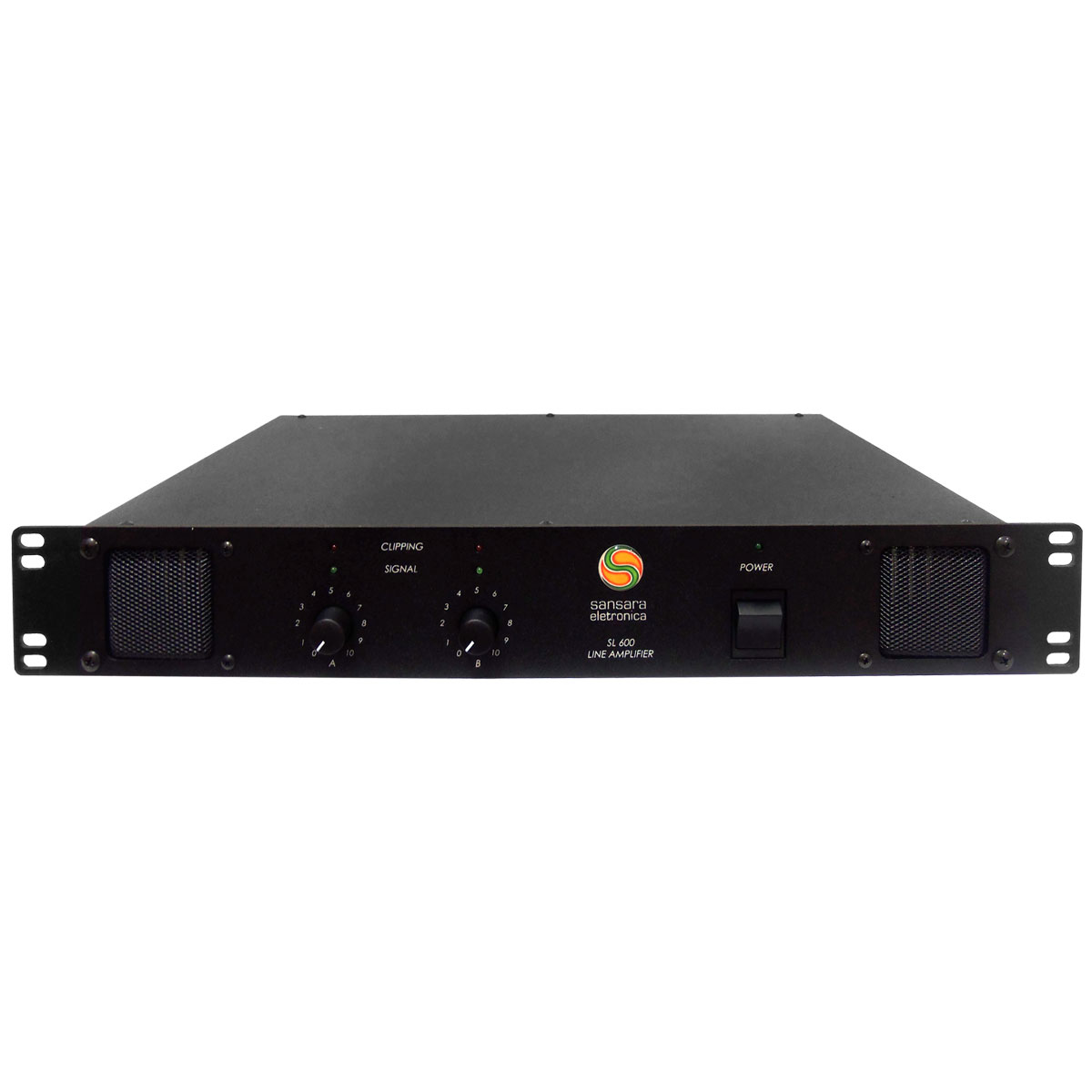 Amplificador de Linha 600W 16 Ohms - SL 600 Sansara
