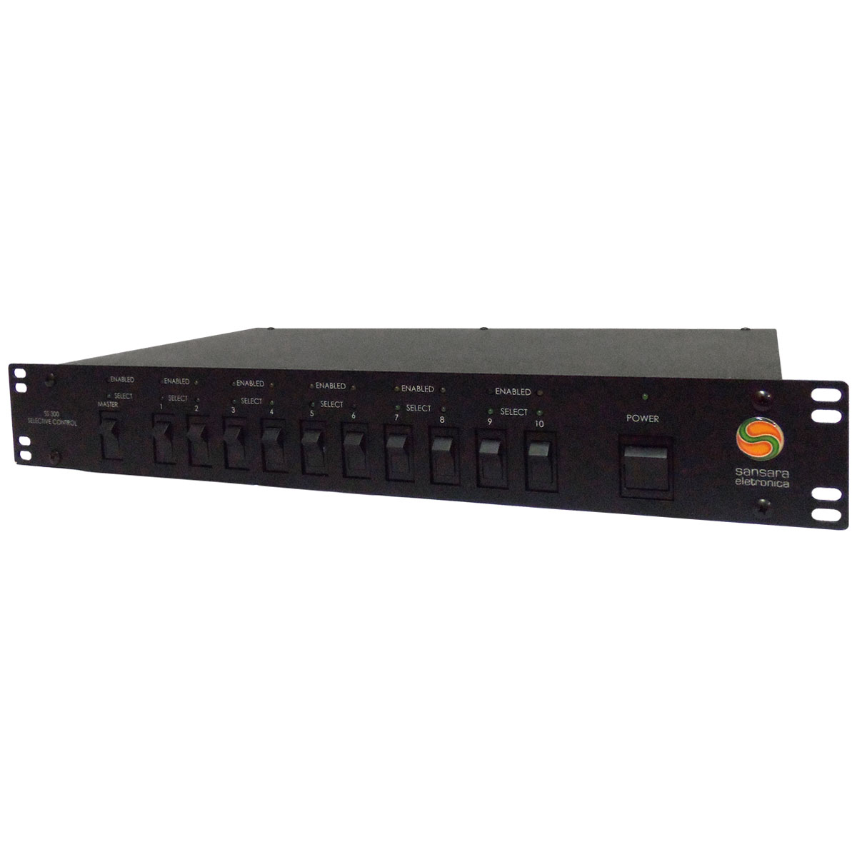 Setorizador de Chamadas Programável 10 Setores - SS 300 Sansara