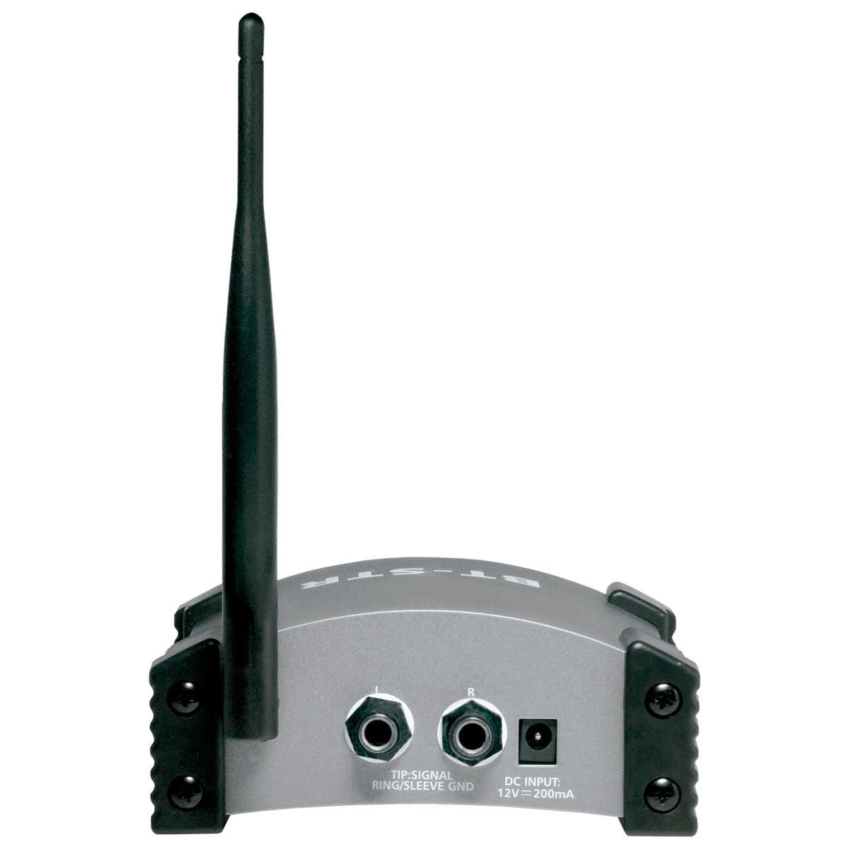 BTSTR - Receptor de Áudio c/ Bluetooth Estéreo BT STR - CSR