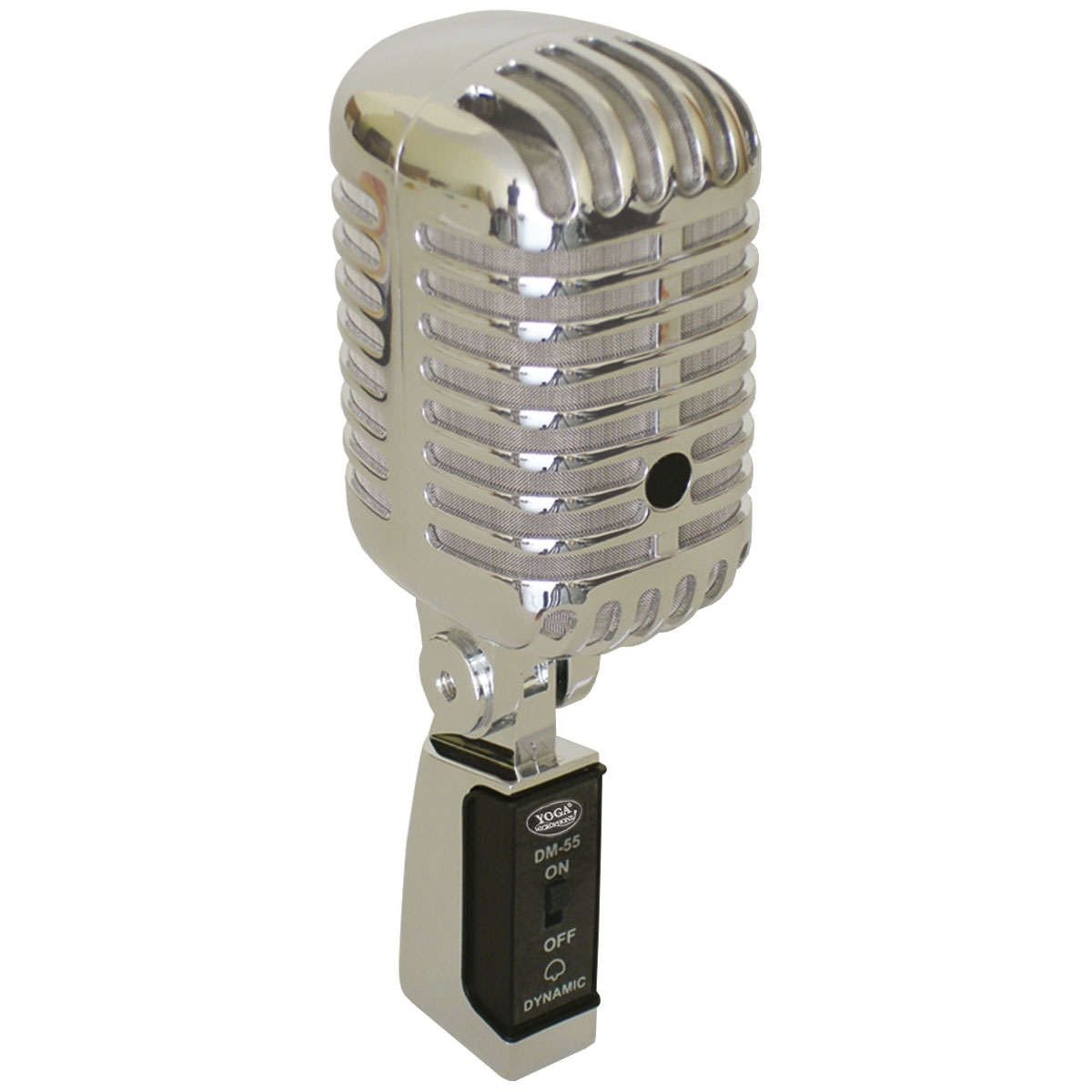 Microfone c/ Fio Dinâmico - YVM 55 YOGA