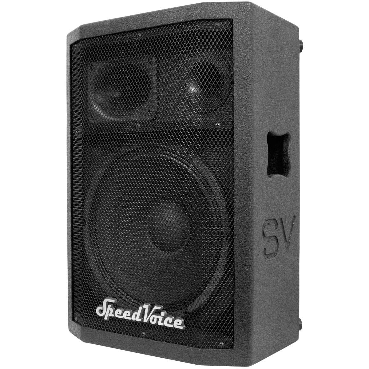 Caixa Passiva Fal 10 Pol 100W - SVX 10 Speed Voice