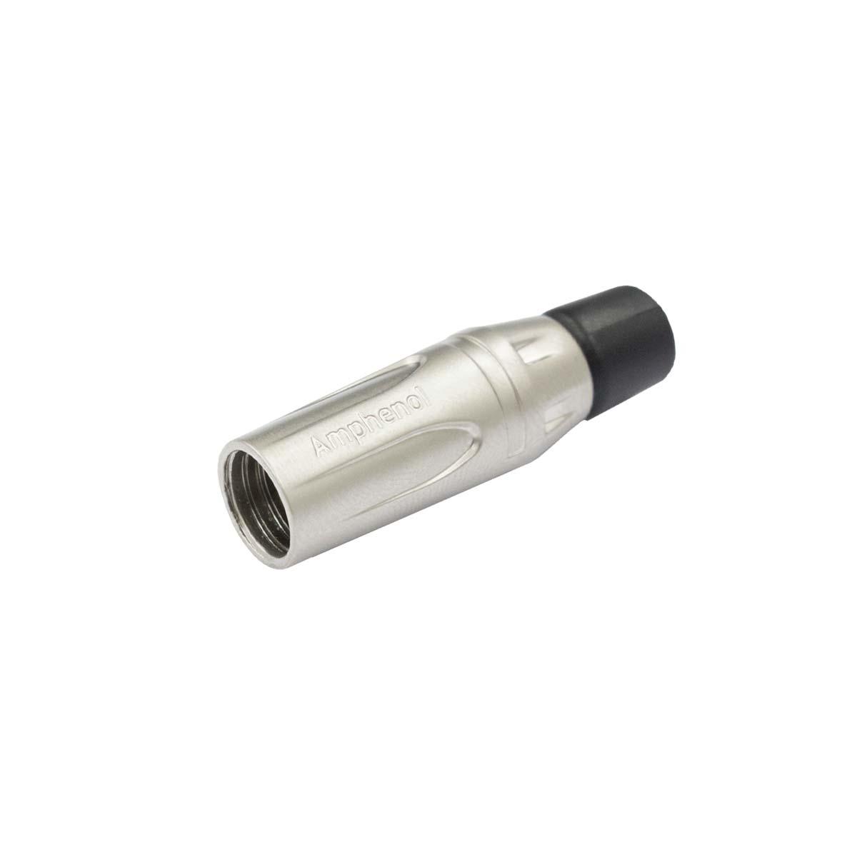 Conector P2 Macho Estéreo - KS 3 P Amphenol