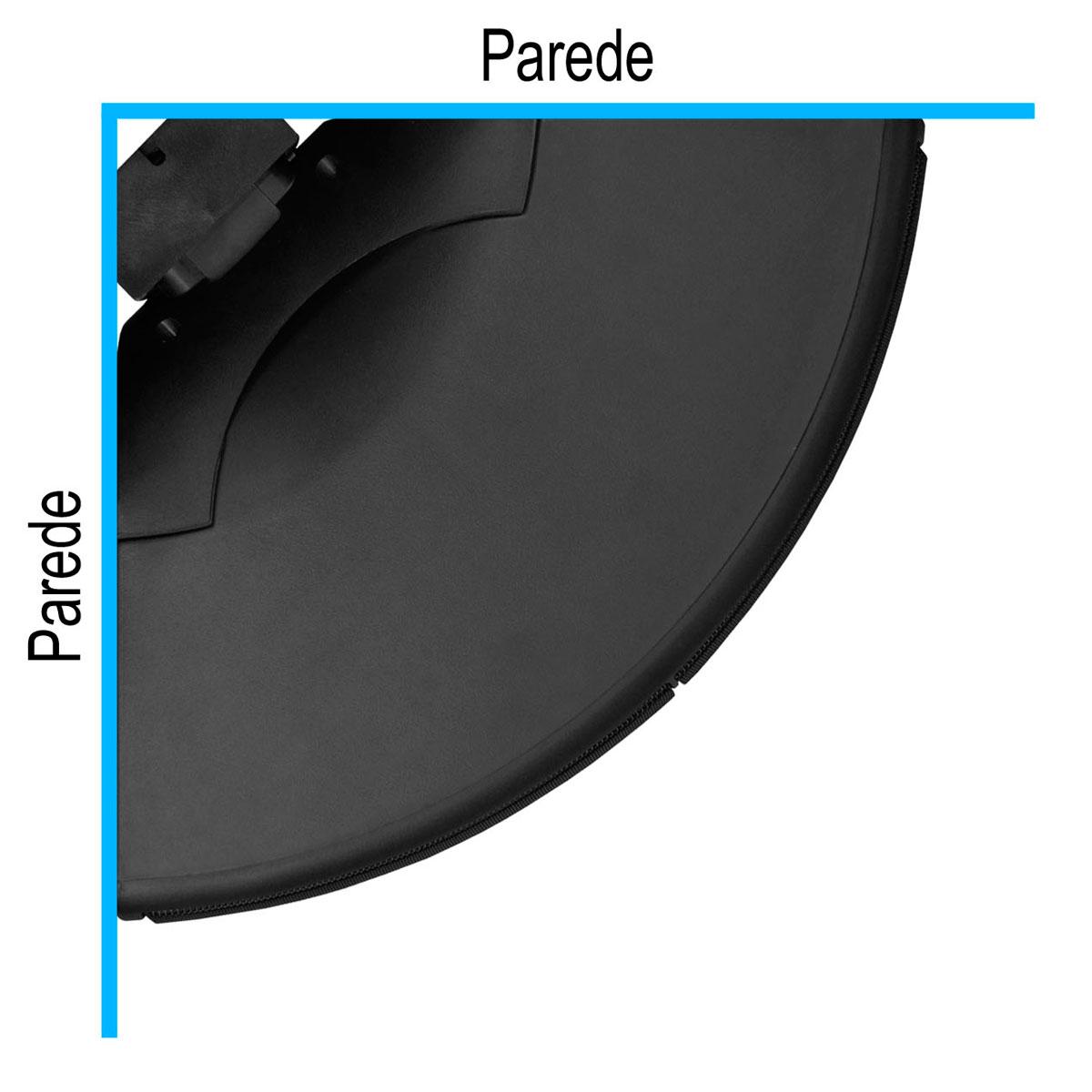 Caixa Passiva p/ Som Ambiente Fal 2x4 Pol 80W - OB 240 Oneal