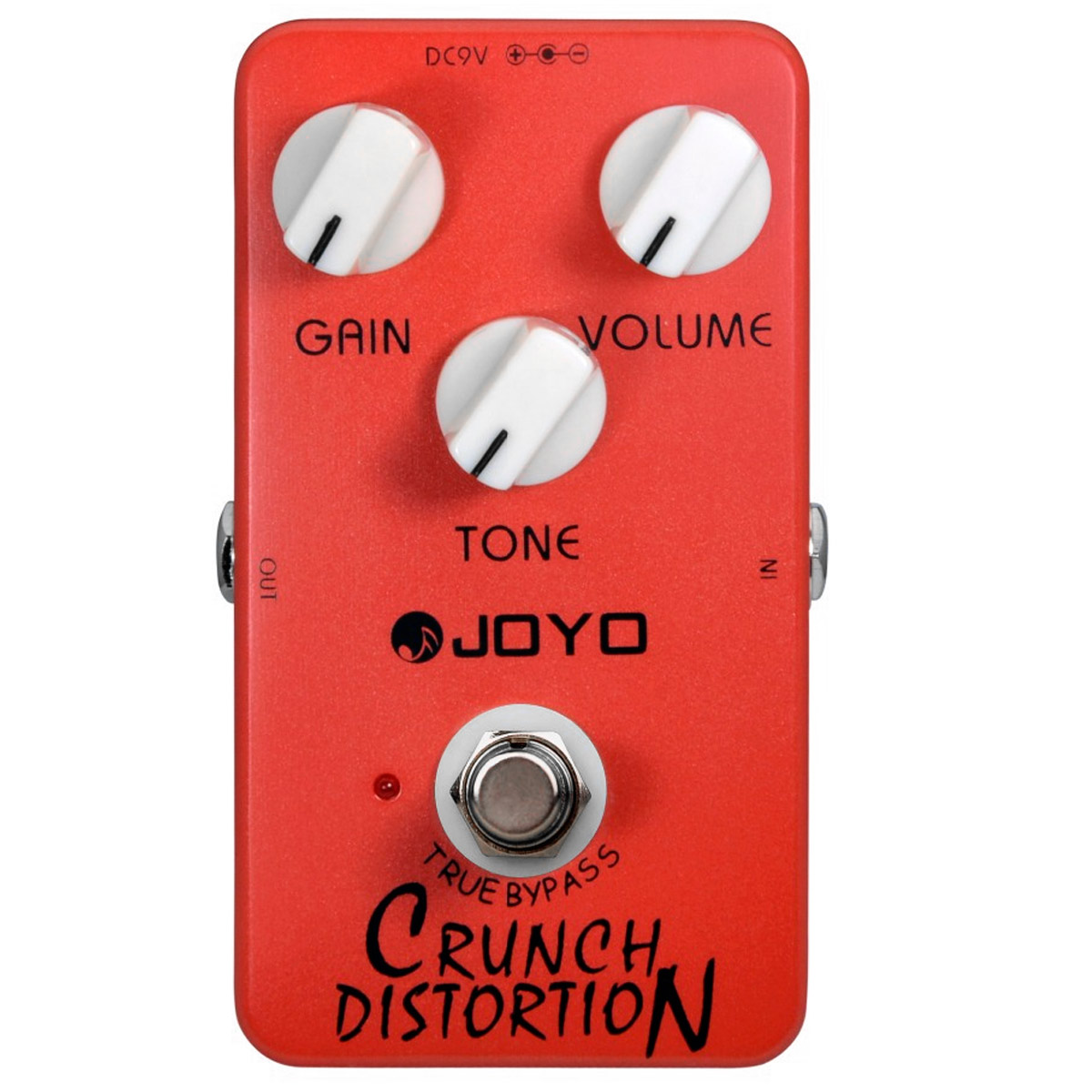 Pedal Distortion p/ Guitarra - JF 03 Joyo