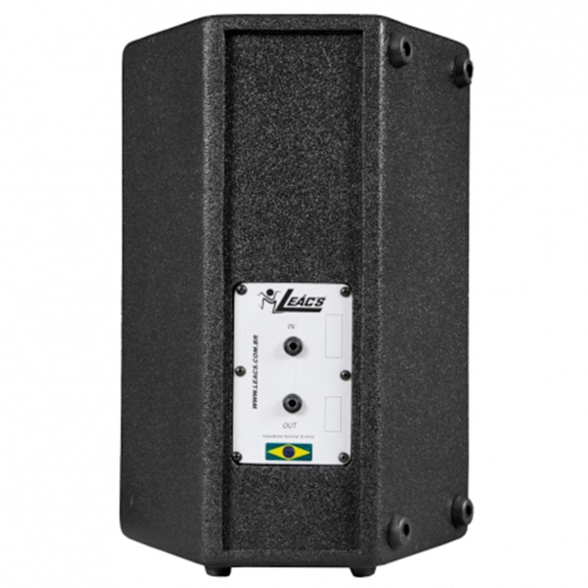 Caixa Passiva Fal 10 Pol 80W PA / Monitor - FIT 160 Leacs
