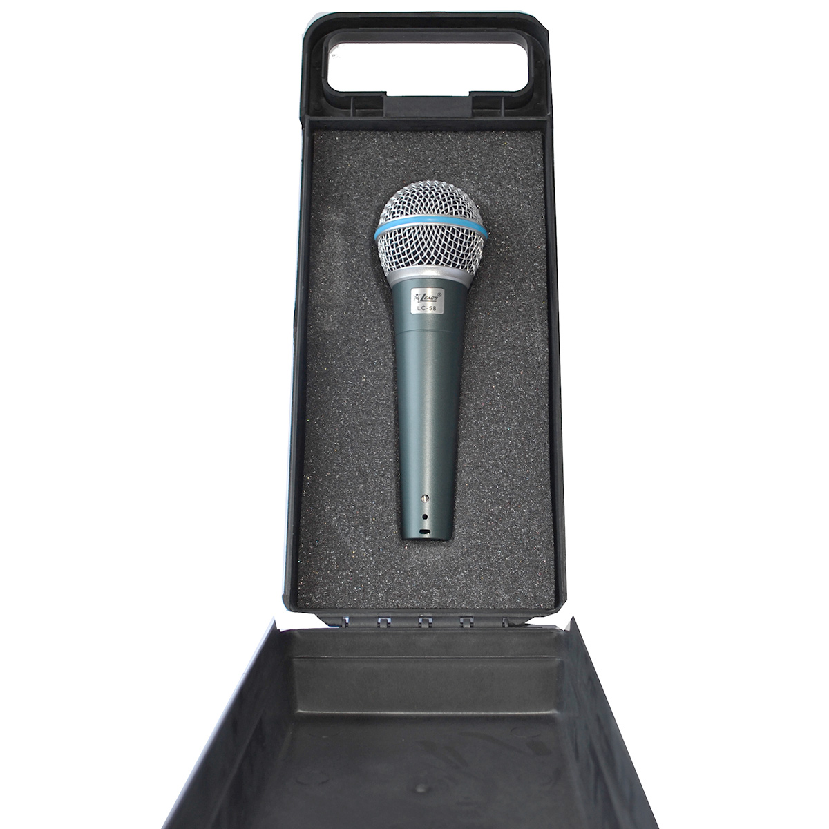 Microfone c/ Fio de Mão - LC 58 Leacs