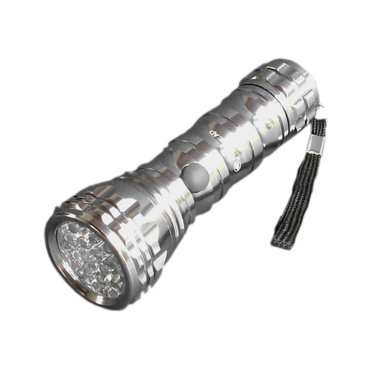CSRLEDS19 - Lanterna de Alumínio 19 LEDs CSR LED S19 - CSR