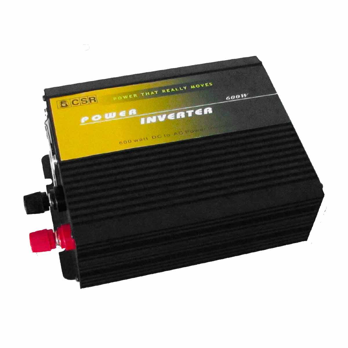 Inversor de Força 600W 24V para 220V - CSR
