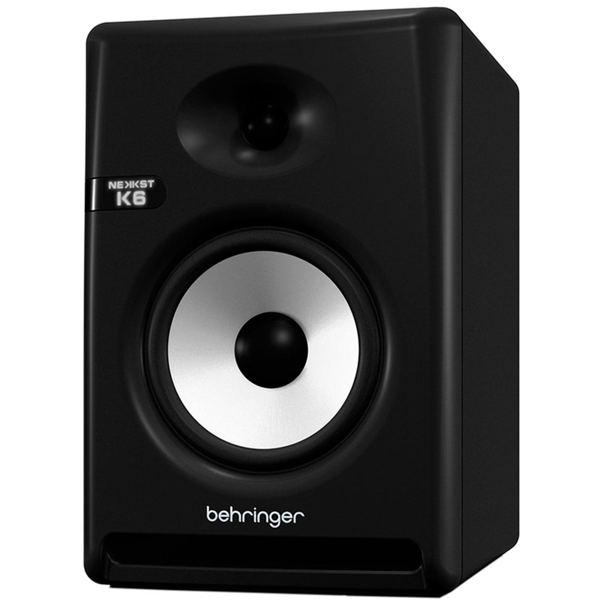 Monitor de Referência Ativo Fal 6 Pol 150W - NEKKST K 6 Behringer