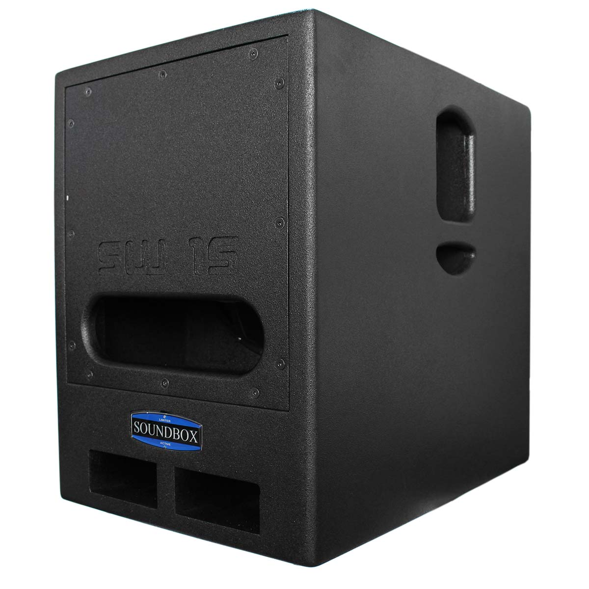 Subwoofer Ativo Fal 15 Pol 1000W - SW 15 SoundBox