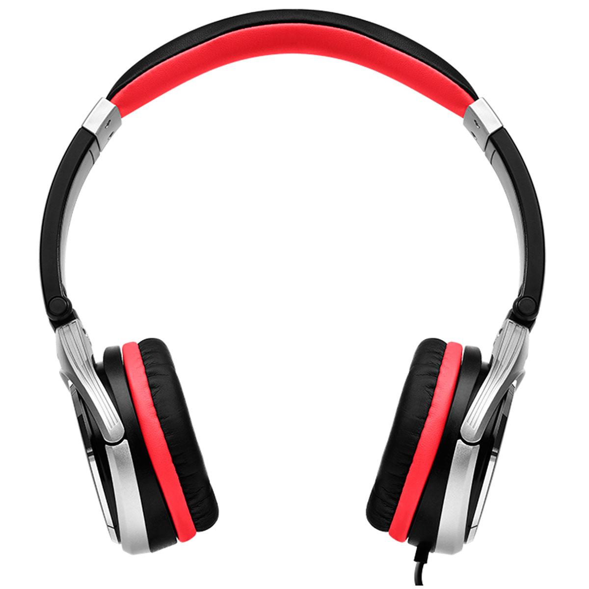 Fone de Ouvido On-ear p/ DJ 20Hz - 20KHz 32 Ohms - HF 150 Numark