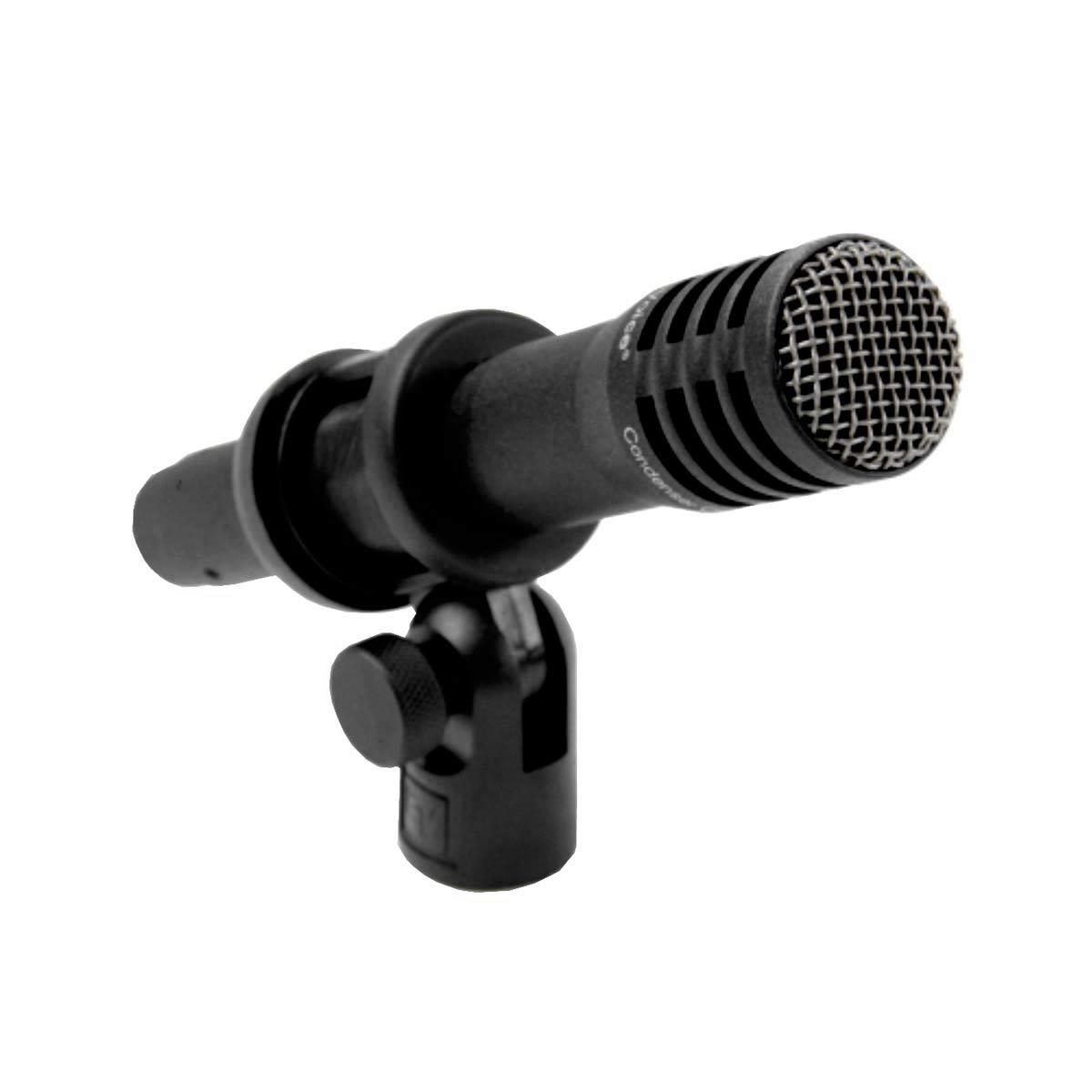 Microfone c/ Fio Condensador p/ Intrumentos - PL 37 Electro-Voice