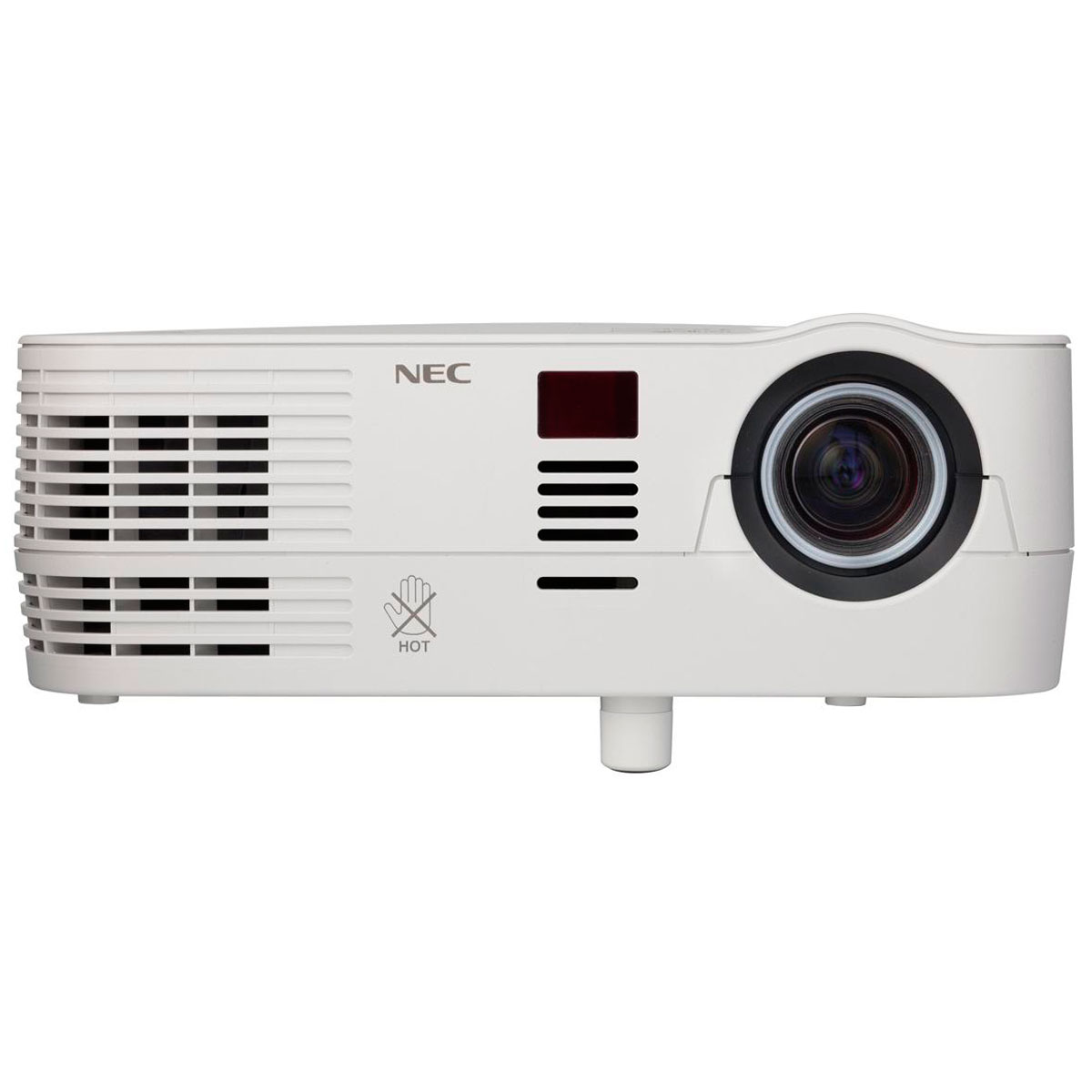 Projetor 2800 Lumens / SVGA / HDMI / 3000:1 VE 281 - NEC