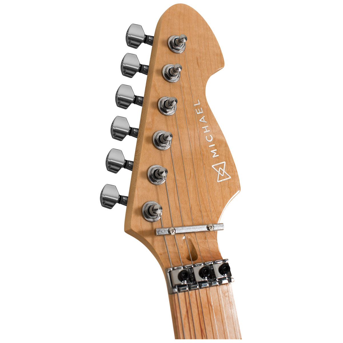 Guitarra Strato 6 Cordas 22 Trastes - Fly Advanced GM 247 MR Michael