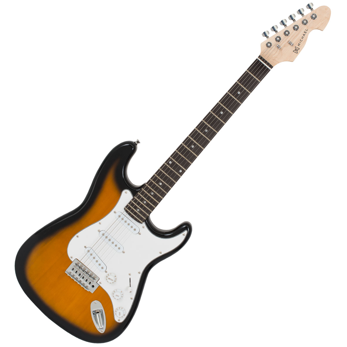 Guitarra Strato Standard GM217N VS Vintage Sunburst - Michael