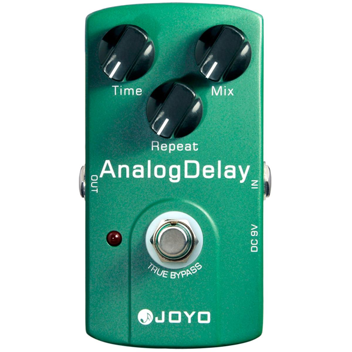Pedal Delay p/ Guitarra - JF 33 Joyo