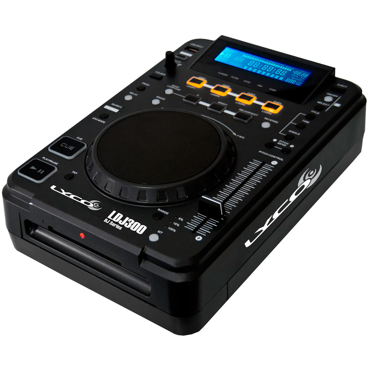 CDJ Player c/ USB LDJ 300 - Lyco