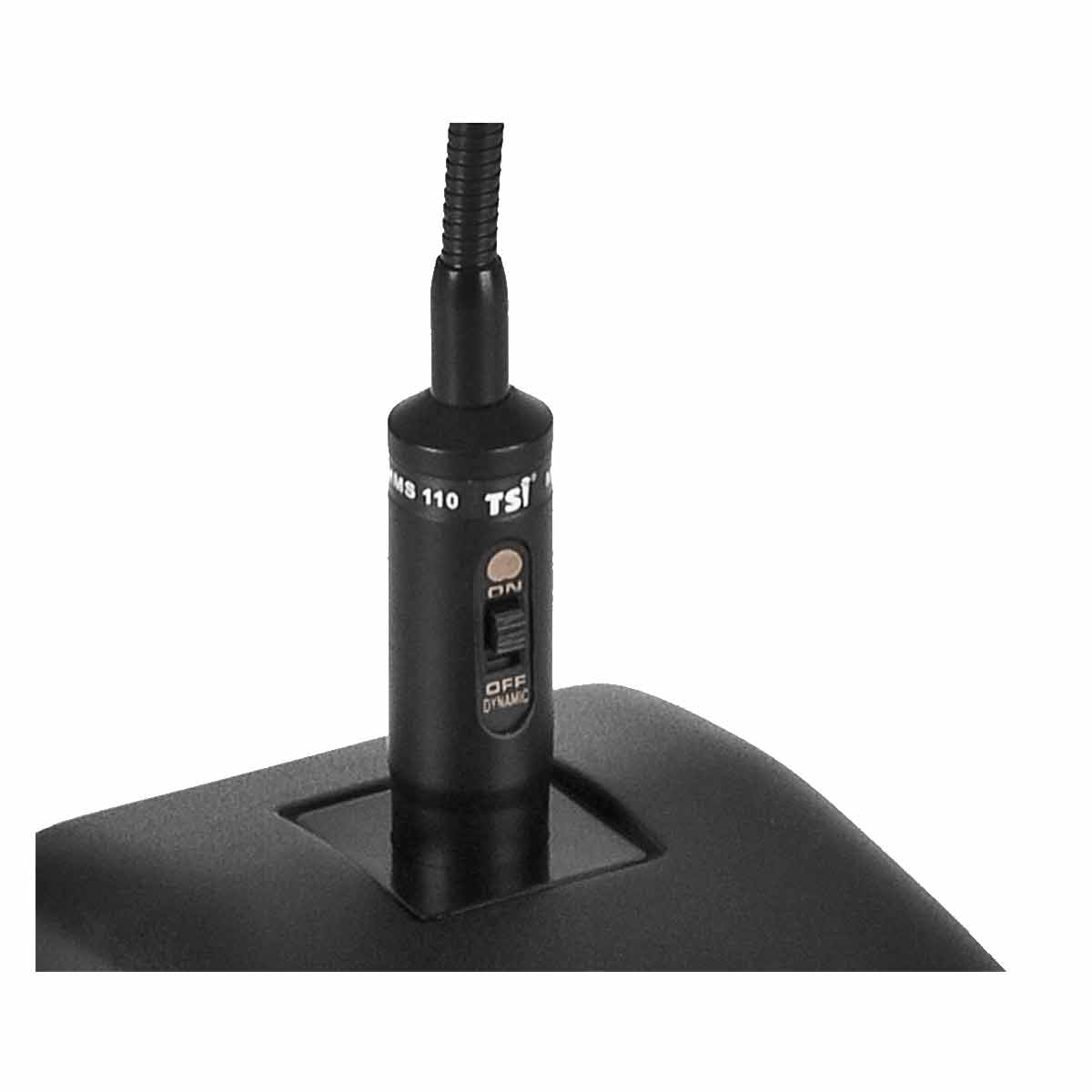 Microfone Gooseneck 46 Centímetros c/ Base - MMS 110 TSI