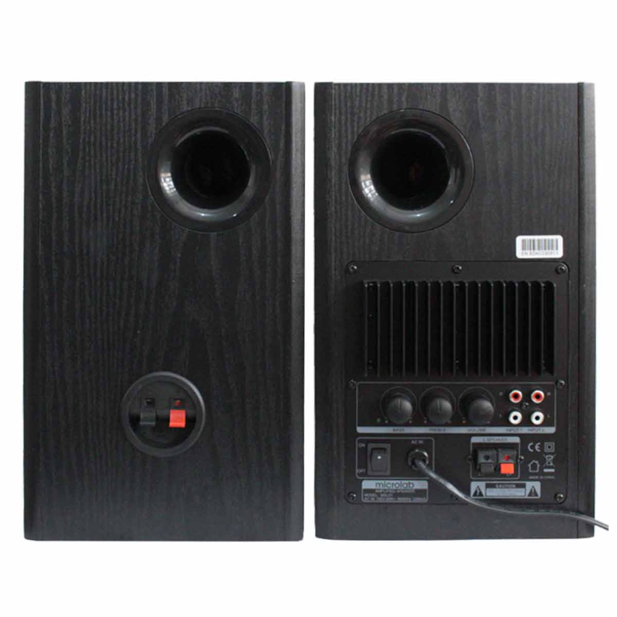 Monitor de Referência Ativo Fal 5 Pol 60W (Par) - SOLO 1 Microlab