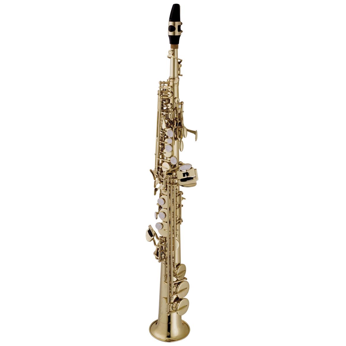 Saxofone Soprano VSSP701 Laqueado - Vogga