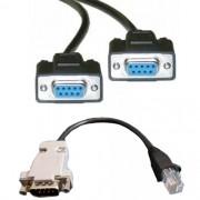 Kit Conversor TTL/RS-232C e Cabo RS-232C - Toledo