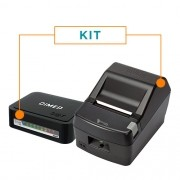 Kit SAT Fiscal D-SAT - Dimep + Impressora Não Fiscal Térmica DR800 L - Daruma