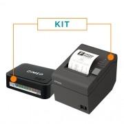 Kit SAT Fiscal D-SAT 2.0 - Dimep + Impressora Não Fiscal Térmica TM-T20 - Epson