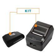 Kit SAT Fiscal GERSAT - Gertec + Impressora Não Fiscal Térmica DR800 L - Daruma