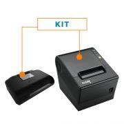 Kit SAT Fiscal GERSAT - Gertec + Impressora Não Fiscal Térmica i9 - Elgin