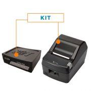 Kit SAT Fiscal Linker SAT - Elgin + Impressora Não Fiscal Térmica DR800 L - Daruma
