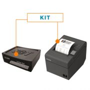 Kit SAT Fiscal Linker SAT - Elgin + Impressora Não Fiscal Térmica TM-T20 - Epson
