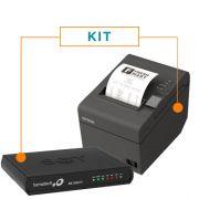 Kit SAT Fiscal RB-1000 FI - Bematech + Impressora N�o Fiscal T�rmica TM-T20 - Epson