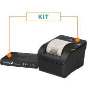 Kit SAT Fiscal RB-1000 FI + Impressora Não Fiscal Térmica MP-100S TH - Bematech