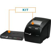 Kit SAT Fiscal RB-1000 FI + Impressora N�o Fiscal T�rmica MP-4200 TH - Bematech
