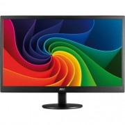 Monitor LED 15,6 Widescreen E1670SWU/WM - AOC