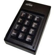 Teclado N�o Program�vel Pin Pad Fone USB Preto - Gertec