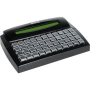 Teclado Program�vel TEC-E 44 com Display Preto - Gertec