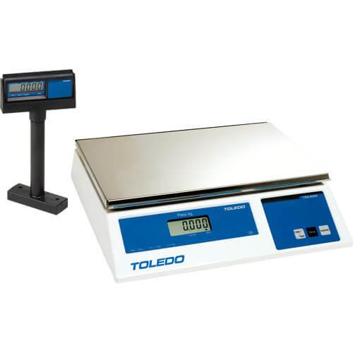 Balança de Bancada 9094 com Torre - Toledo