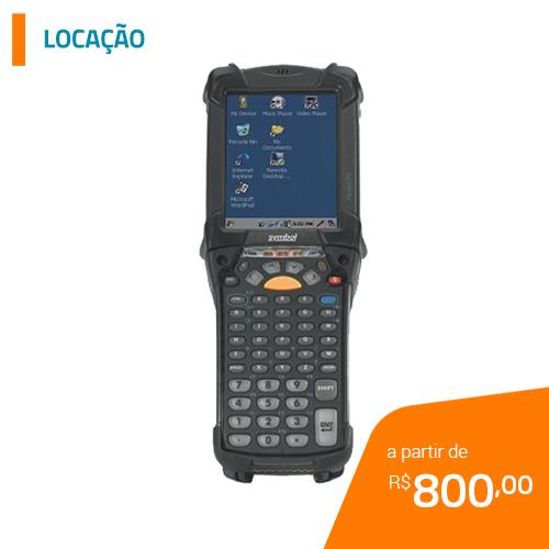 Coletor de Dados MC9290 - Zebra