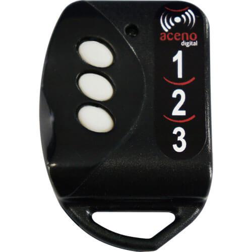 Controle de Liberação de Chamada CAD13 (Portátil) - Aceno Digital