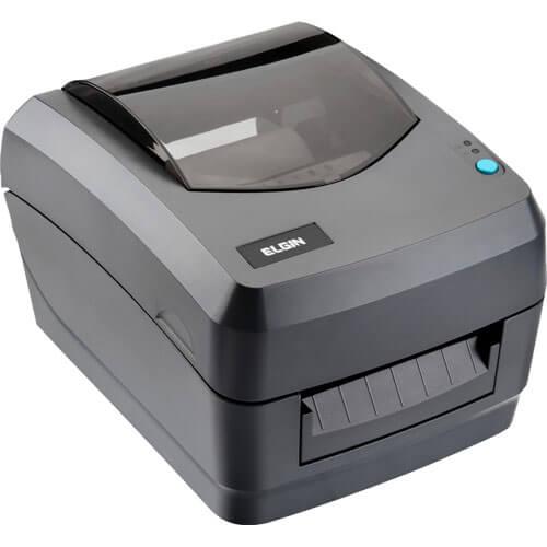Impressora de Etiquetas Térmica L42 203 dpi - Elgin + Cabo de Comunicação USB