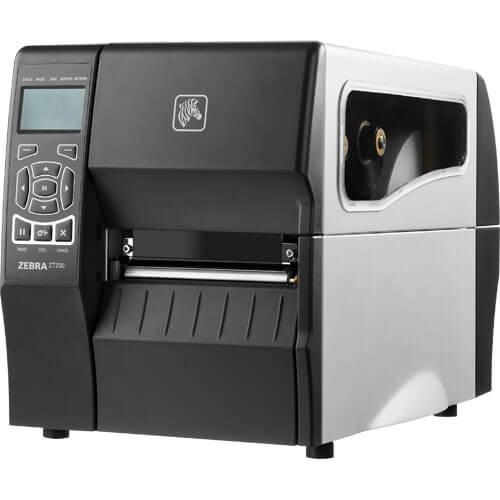 Impressora de Etiquetas Térmica ZT230 203 dpi - Zebra