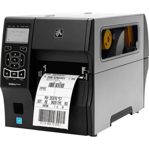 Impressora de Etiquetas Térmica ZT410 203 dpi  - Zebra