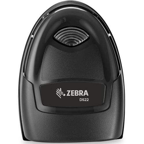 Leitor Código de Barras Imager 2D DS2208 c/ Suporte - Zebra