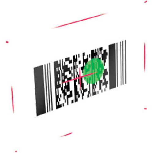 Leitor de Código de Barras Imager 2D QuickScan I QD2400 - Datalogic