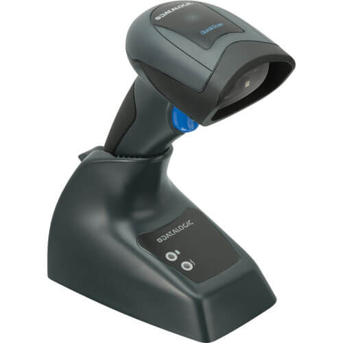 Leitor de Código de Barras Sem Fio 2D QuickScan I QBT2400 - Datalogic